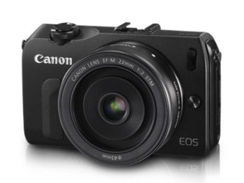 Canon Digital Still Camera Black