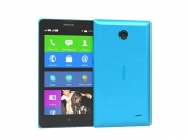 NOKIA X ANDROID SMARTPHONE BLUE