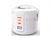 PHILIPS RICE COOKER WHITE