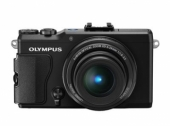 Olympus Digital Still Camera Black